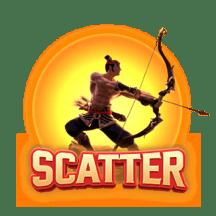 สัญลักษณ์ Scatter  สล็อต Legend of Hou Yi