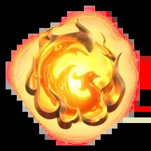 สัญลักษณ์พระอาทิตย์ สล็อต Legend of Hou Yi
